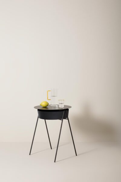 Black Small Table Oh! M