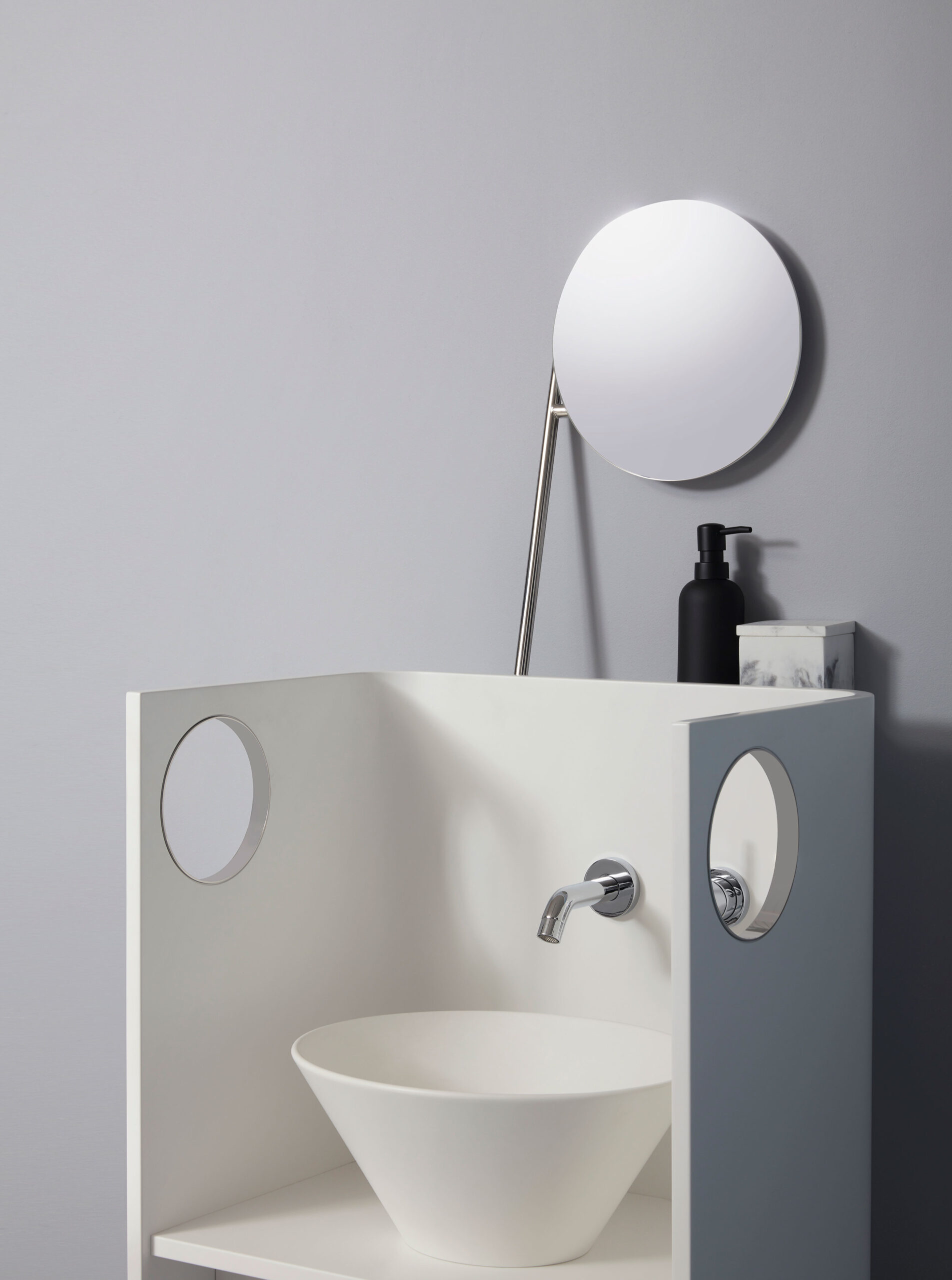 White Bathroom pack