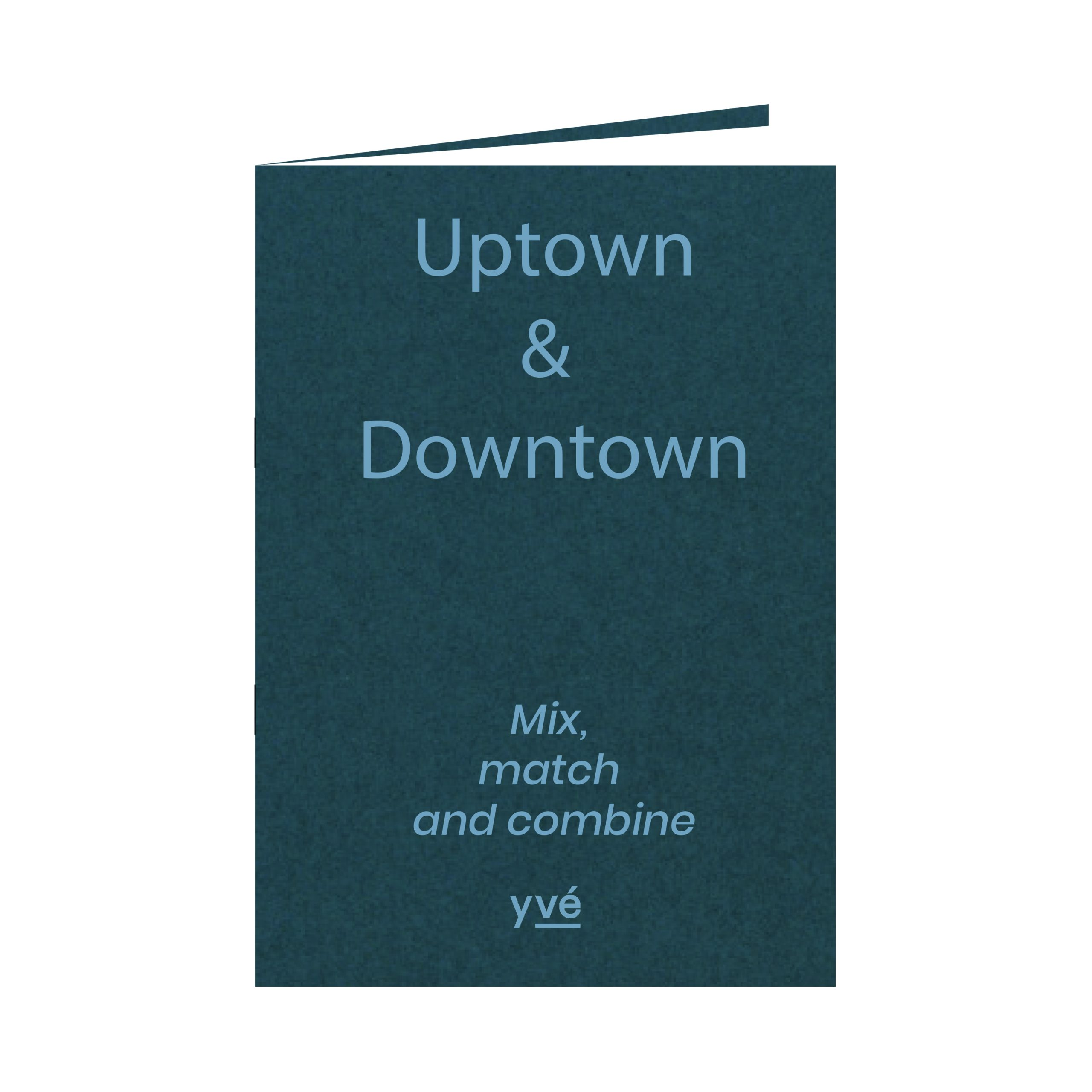 Uptown Downtown Catalgue